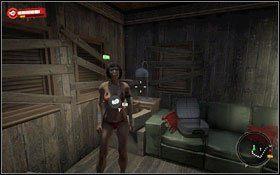 Aby dostać się do Kim wpierw musisz pozbyć się wszystkich zombiaków próbujących dobić się do domku #1 - Akt 1 - wydarzenia | Akt 1 - zadania poboczne i wydarzenia - Dead Island - poradnik do gry