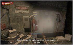 Ned stoi tu� przy wej�ciu do Latarni Morskiej - Akt 1 - wydarzenia - Dead Island - opis przej�cia - poradnik do gry