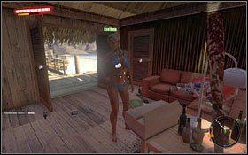 Svetlan� znajdziesz w ostatnim domku w dzielnicy Diamentowych Domk�w #1 - Akt 1 - wydarzenia - Dead Island - opis przej�cia - poradnik do gry