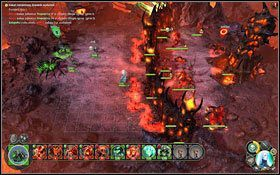 Nie ma co szar�owa� - atakujmy tylko wtedy, gdy b�dziemy - 4 misja - Paj�czy fortel - Kampania - Might & Magic: Heroes VI - Nekropolia - poradnik do gry