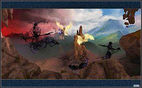Podniebny taniec... - 4 misja - Paj�czy fortel - Kampania - Might & Magic: Heroes VI - Nekropolia - poradnik do gry