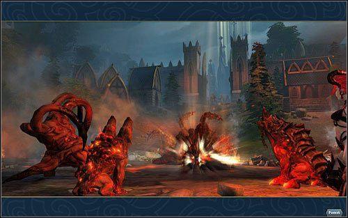 Nikt nie b�dzie p�aka�. - 4 misja - Paj�czy fortel - Kampania - Might & Magic: Heroes VI - Nekropolia - poradnik do gry