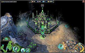 ...a na samej p�nocy - Mirand� - 3 misja - Prze�wietlny �wit - Kampania - Might & Magic: Heroes VI - Nekropolia - poradnik do gry