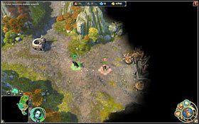 �ar�ocz wygl�da na wychudzonego. - 3 misja - Prze�wietlny �wit - Kampania - Might & Magic: Heroes VI - Nekropolia - poradnik do gry