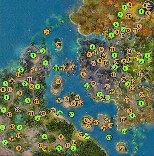 1 - miasto - 3 misja - mapy - Kampania - Might & Magic: Heroes VI - Nekropolia - poradnik do gry
