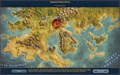 Pora na spotkanie z nagami. - 3 misja - W g�szczach mroku - Kampania - Might & Magic: Heroes VI - Inferno - poradnik do gry