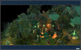 Odpowied� na ich zaczepki mo�e by� tylko jedna. - 3 misja - W g�szczach mroku - Kampania - Might & Magic: Heroes VI - Inferno - poradnik do gry