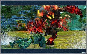 Ogie� kontra woda. - 3 misja - W g�szczach mroku - Kampania - Might & Magic: Heroes VI - Inferno - poradnik do gry