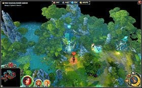 Nie zapominajmy o fortach! - 3 misja - W g�szczach mroku - Kampania - Might & Magic: Heroes VI - Inferno - poradnik do gry