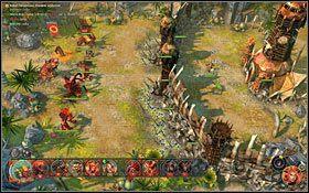 Obl�enia s� �mudne i nieuniknione. - 3 misja - W g�szczach mroku - Kampania - Might & Magic: Heroes VI - Inferno - poradnik do gry