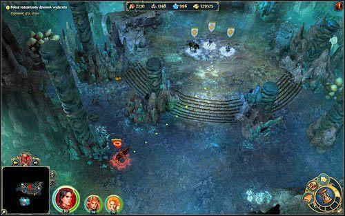 Nie ma to jak rodzinka. - 3 misja - W g�szczach mroku - Kampania - Might & Magic: Heroes VI - Inferno - poradnik do gry