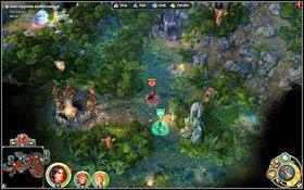 �onusia dr�czy m�a nawet po jego �mierci. - 3 misja - W g�szczach mroku - Kampania - Might & Magic: Heroes VI - Inferno - poradnik do gry