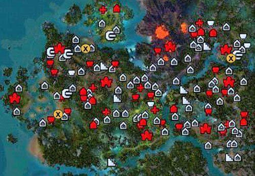Fragmenty dysku �atwo przeoczy�. - 3 misja - W g�szczach mroku - Kampania - Might & Magic: Heroes VI - Inferno - poradnik do gry