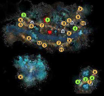 1 - miasto - 3 misja - mapy - Kampania - Might & Magic: Heroes VI - Inferno - poradnik do gry