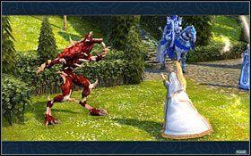 Z tego romansu chyba nic nie wyjdzie. - 4 misja - Ma��e�stwo nieba i piek�a - Kampania - Might & Magic: Heroes VI - Inferno - poradnik do gry