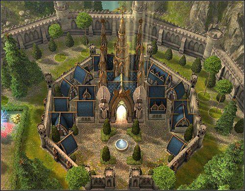 A� r�ce �wierzbi�... - 4 misja - Ma��e�stwo nieba i piek�a - Kampania - Might & Magic: Heroes VI - Inferno - poradnik do gry
