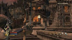 Zanim przejdziesz przez most, przeszukaj to miejsce - Cytadela - Rozdział 1 - Władca Pierścieni: Wojna na Północy - poradnik do gry