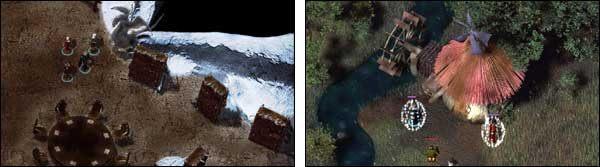 Spotykamy tu smoka Veasa, od którego otrzymamy potężny artefakt - magiczną różdżkę - Część III - Gorasul: Dziedzictwo Smoka - poradnik do gry