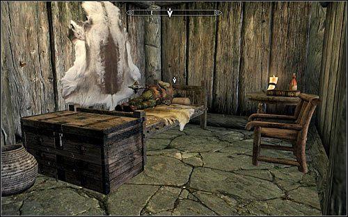 Nie radzę atakować Lurbuka gdy będzie przebywał w głównej sali gospody, bo wykonując taką czynność zwrócisz niemal na pewno na siebie uwagę lokalnych strażników - Zlecenie- Zabij Lurbuka - Zadania Mrocznego Bractwa - The Elder Scrolls V: Skyrim - mroczne bractwo i towarzysze - poradnik do gry