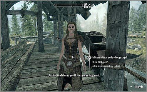 Hern jest wampirem, przez co wybranie rozwiązania siłowego jest jeszcze mniej wskazane od osób, które eliminowałeś w przeszłości - Zlecenie- Zabij Herna - Zadania Mrocznego Bractwa - The Elder Scrolls V: Skyrim - mroczne bractwo i towarzysze - poradnik do gry