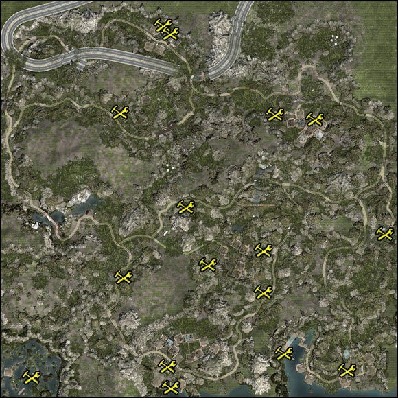 Palanai Map for Dead Island - IGN