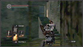 1 - Undead Burg (2) - Opis przejścia - Dark Souls - poradnik do gry