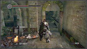 3 - Undead Burg (2) - Opis przej�cia - Dark Souls - poradnik do gry