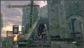 4 - Undead Burg (2) - Opis przej�cia - Dark Souls - poradnik do gry