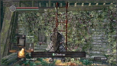5 - Undead Burg (2) | Opis przejścia - Dark Souls - poradnik do gry