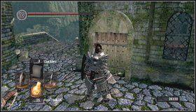 6 - Undead Burg (2) - Opis przej�cia - Dark Souls - poradnik do gry