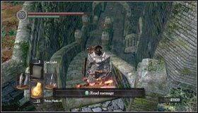 8 - Undead Burg (2) | Opis przejścia - Dark Souls - poradnik do gry