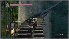 10 - Undead Burg (2) - Opis przejścia - Dark Souls - poradnik do gry
