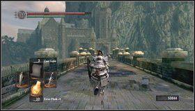 2 - Undead Burg - most z Wywerną - Opis przejścia - Dark Souls - poradnik do gry