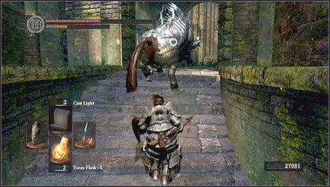 2 - Undead Parish (1) - Opis przejścia - Dark Souls - poradnik do gry