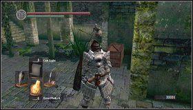 3 - Undead Parish (1) - Opis przejścia - Dark Souls - poradnik do gry