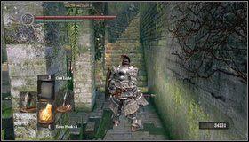 4 - Undead Parish (1) - Opis przejścia - Dark Souls - poradnik do gry