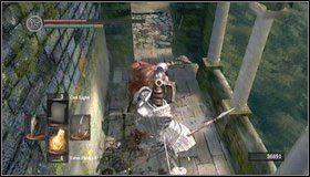 6 - Undead Parish (1) - Opis przejścia - Dark Souls - poradnik do gry