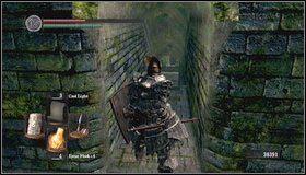7 - Undead Parish (1) - Opis przej�cia - Dark Souls - poradnik do gry