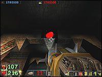 Sekret #11: Gdy wjedziesz do budynku prowadzącego do podziemi, przeszukaj pierwsze pomieszczenie (przed zjeżdżalnią) - Misja 3: The City of the Gods - Serious Sam: Drugie Starcie - poradnik do gry