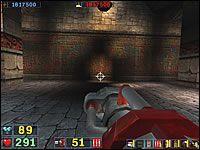 Sekret #12: W pierwszym dużym pomieszczeniu po zjeżdżalni rozwal ścianę z lewej, z odkryjesz SECRET POKER GAME - Misja 3: The City of the Gods - Serious Sam: Drugie Starcie - poradnik do gry