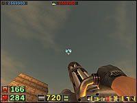 Sekret #9: Strzel w wielkie oczy odkryte w sekrecie #8 - Misja 4: Serpent Yards - Serious Sam: Drugie Starcie - poradnik do gry