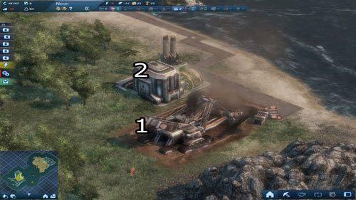 Po przybyciu głównego technika wraz z Zoptymalizowaną turbiną jesteśmy proszeni o pojawienie się na Placu budowy we wschodniej części wyspy - Misja I - Plan Dwuletni | Rozdział 1 - Cienie przeszłości Anno 2070 - Anno 2070 - poradnik do gry