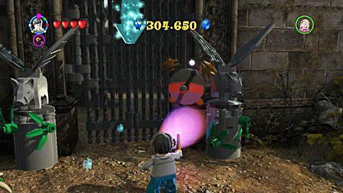Ruszamy dalej za duchem - Widmookulary - Opis przejścia - Rok 6 - LEGO Harry Potter: Lata 5-7 - poradnik do gry