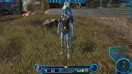 A - (L04) Strength of the Flesh Raiders | Tython - Star Wars: The Old Republic - poradnik do gry