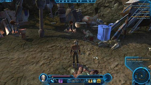 1 - (L04) Strength of the Flesh Raiders | Tython - Star Wars: The Old Republic - poradnik do gry