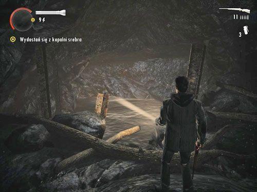 Dotrzesz do kopalni srebra - Mirror Peak (3) - Odcinek 3- Okup - Alan Wake - PC - poradnik do gry