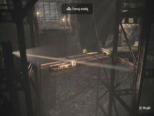 Podejdź do panelu i użyj go - Mirror Peak (3) - Odcinek 3- Okup - Alan Wake - PC - poradnik do gry