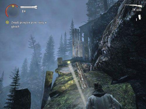 Dotrzesz do ruin - Mirror Peak (4) - Odcinek 3- Okup - Alan Wake - PC - poradnik do gry