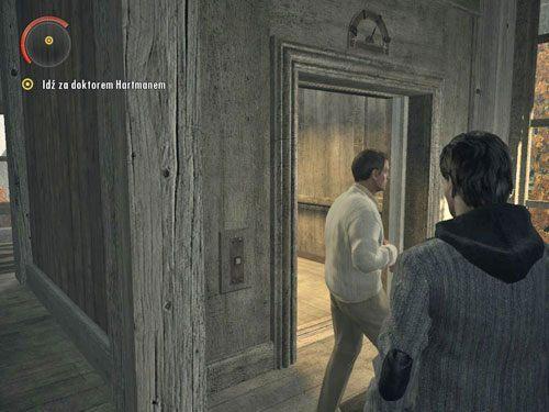 Po przebudzeniu poczekaj chwilę, a przyjdzie dr Hartman - Cauldron Lake Lodge (1) - Odcinek 4- Prawda - Alan Wake - PC - poradnik do gry