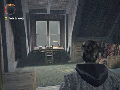 Wróć do pomieszczenia z pacjentami - Cauldron Lake Lodge (1) - Odcinek 4- Prawda - Alan Wake - PC - poradnik do gry